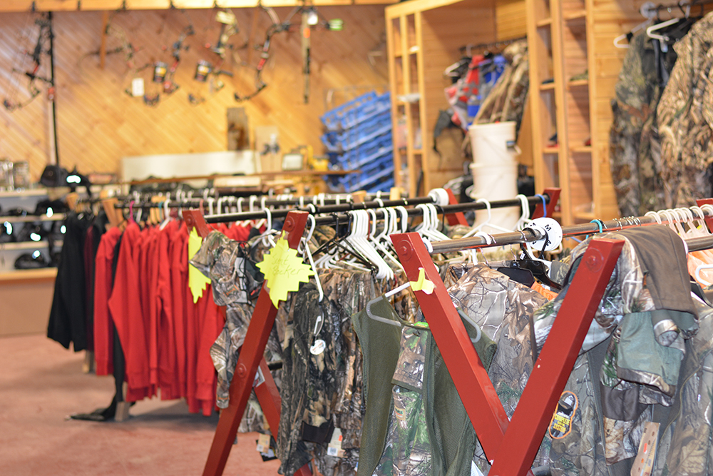 Middle Mountain Sporting Goods offers a wide variety of hunting & fishing apparel brands in Elkins, WV